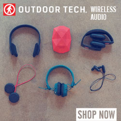 Shop Outdoor Tech Today!
