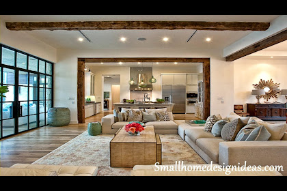 Home Design Living Room