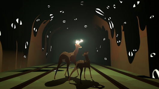 Way to the Woods looks beautiful — and its developer is 16