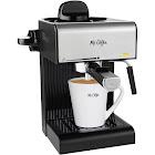 Mr. Coffee Steam Espresso and Cappuccino Maker - Black