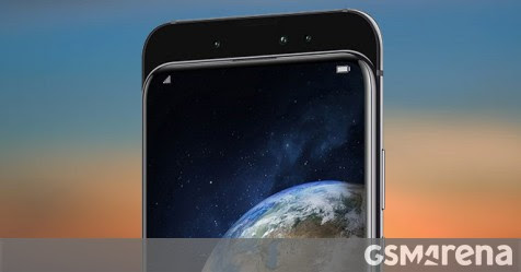 Fresh renders show the Honor Magic 2 in three gradient colors