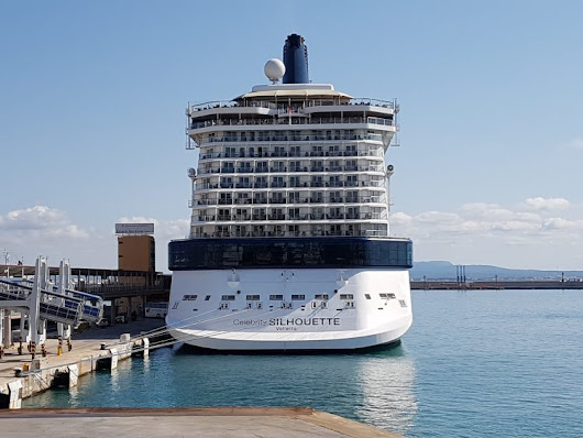 Celebrity Silhouette Review - Caveman Reviews