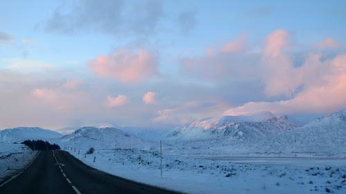 Highland December Dusk by colinjcampbell