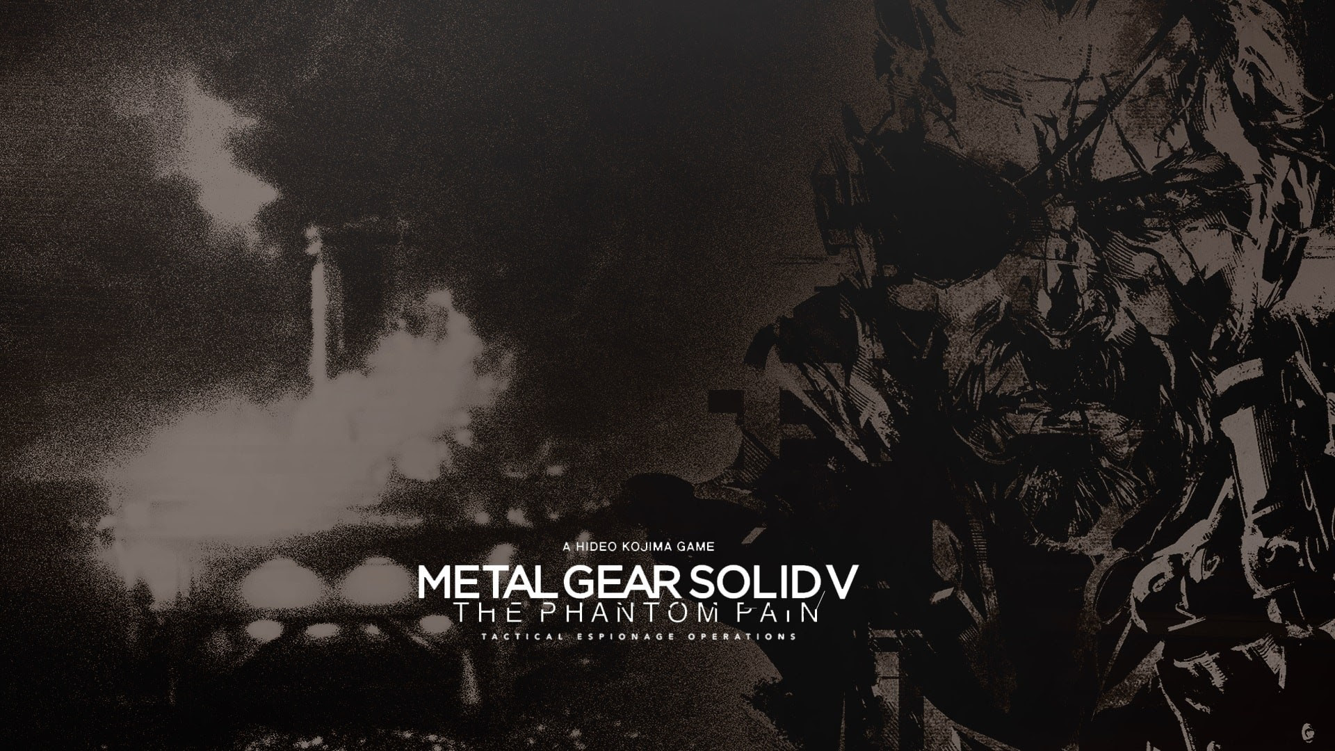 Metal Gear Solid V Wallpapers 85 Images