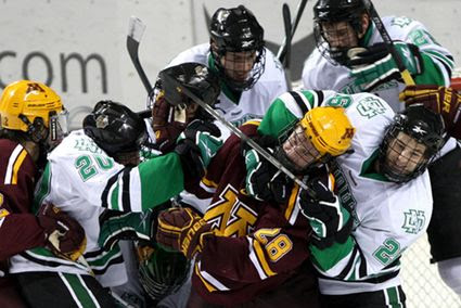 Minnesota vs North Dakota, Minnesota vs North Dakota