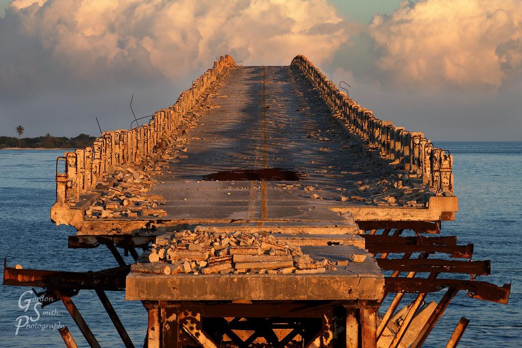 crumbling florida keys bridge