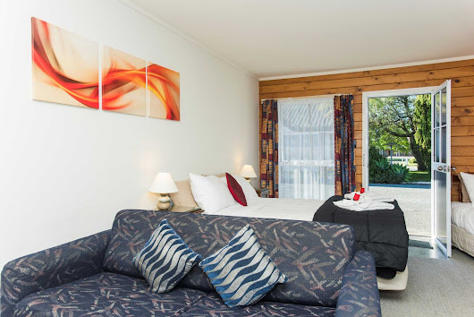Tudor Park Motel Accommodation in Gisborne, New Zealand