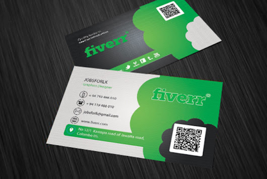 Jobsforlk I Will Business Card Professionally For 5 On Fiverr