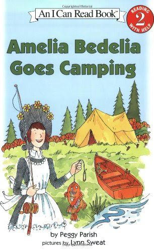 Amelia Bedelia Goes Camping (I Can Read Book 2)