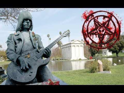 "VIDEO: HOLLYWOOD'S FAMOUS FOREVER ""FREEMASONIC"" TOMBS...."