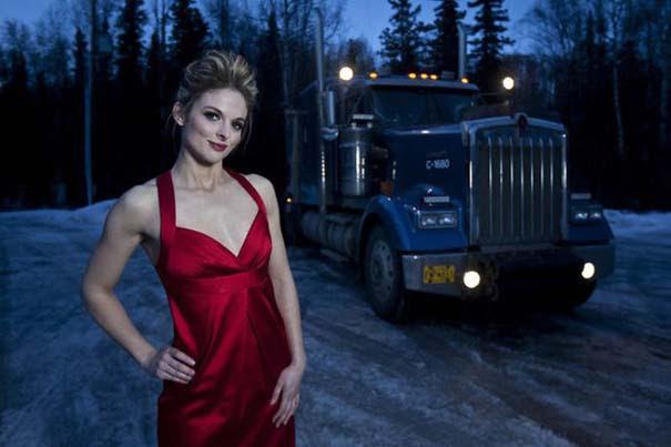 Η πιο όμορφη οδηγός φορτηγού στον κόσμο (18)