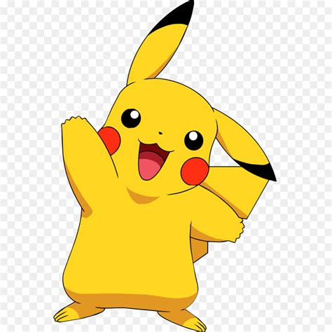 icon pikachu transparent background png