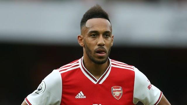I Thought Arsenal Lost Star Striker Aubameyang – Gary Neville