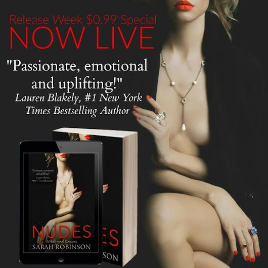 A NEW HOLLYWOOD STANDALONE:  Nudes by Sarah Robinson