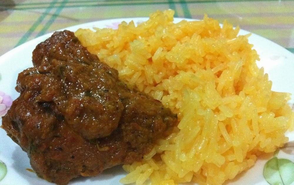 resepi nasi kuning ayam masak merah copd blog Resepi Maggi Ketam Kelantan Enak dan Mudah