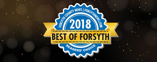 Best of Forsyth Voting for 2018