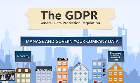 General Data Protection Regulation - Will you be responsible or response-able?