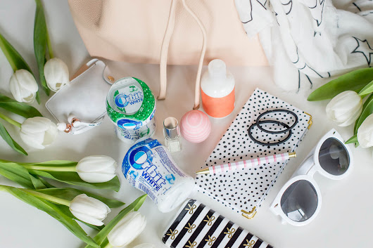 What's in My Bag with Orbit White: Spring 2017 - Wishes & Reality