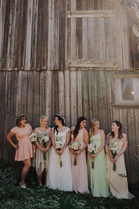 DIY Bohemian Wedding at Mitcham's Barn   Love & Lavender