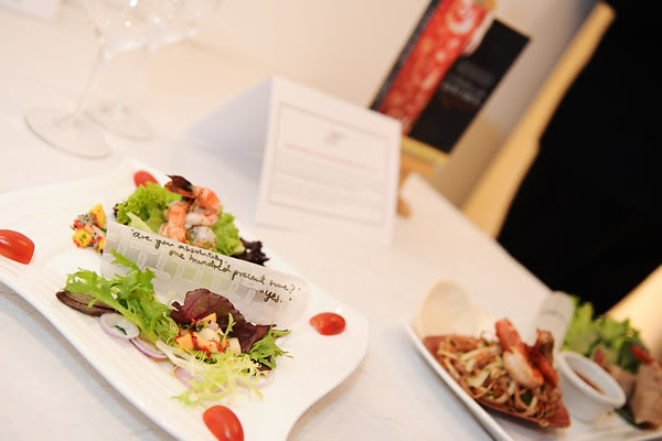 Singapore Writers Festival - Literary Meals