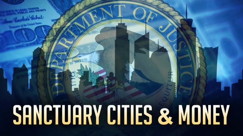 Image result for The 'sanctuary cities' executive order