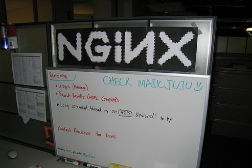 Use of NGINX web server appears to be on the rise —   Tech News and Analysis