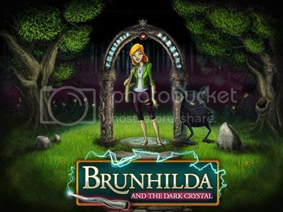 Brunhilda And The Dark Crystal [UPDATED FINAL]