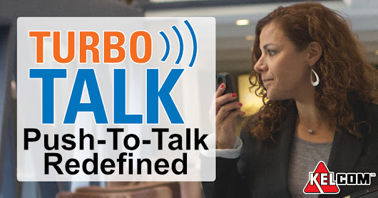 TURBO TALK Push-To-Talk