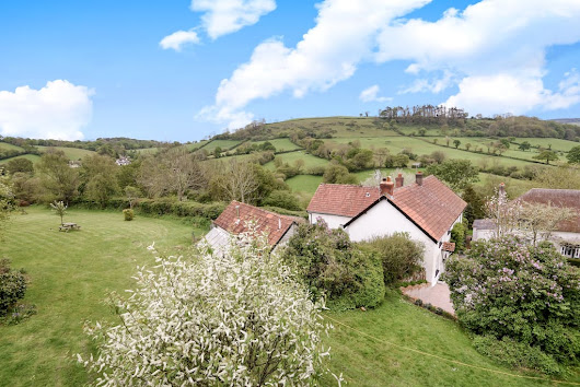 Luxury 3 bedroom pet friendly, Devon cottage