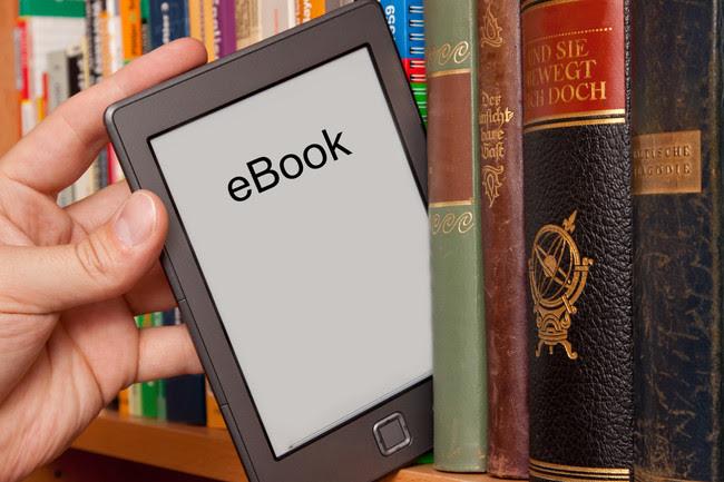 Resultado de imagen para libros digitales y fisicos