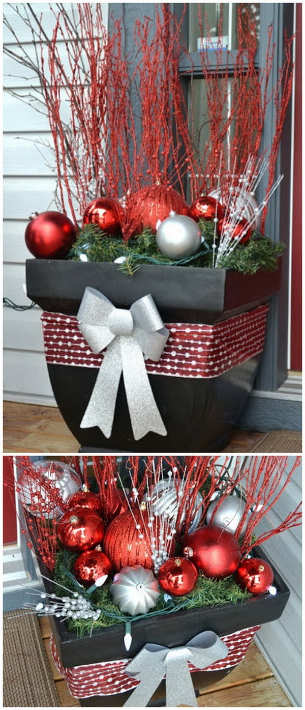 Best Of Easy Diy Outdoor Xmas Decorations pictures
