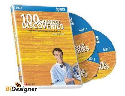 Discovery Channel 100 Greatest Discoveries Astronomy Biology Chemistry