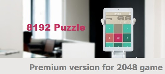 8192 Number Puzzle - 2048's Premium Edition is on AppRater