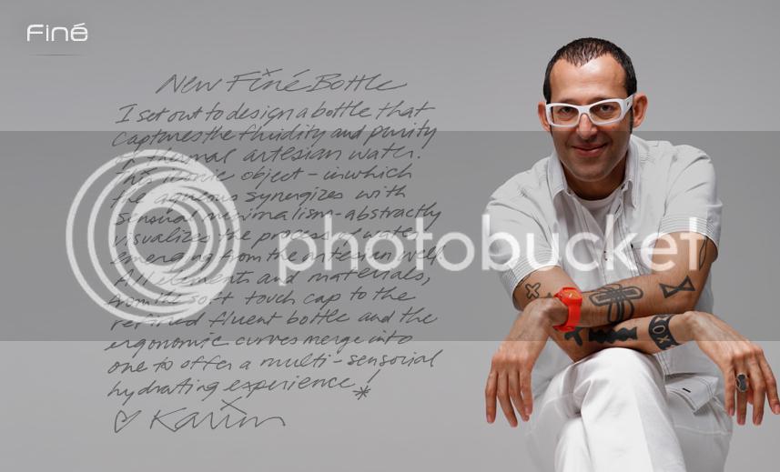 Karim Rashid on Fine description