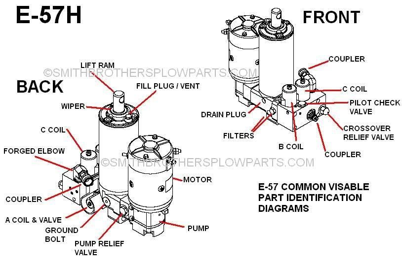 Boss Snow Plow Parts Diagram