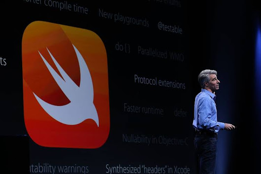 Apple Open Sources Swift in Latest Pitch to the Enterprise