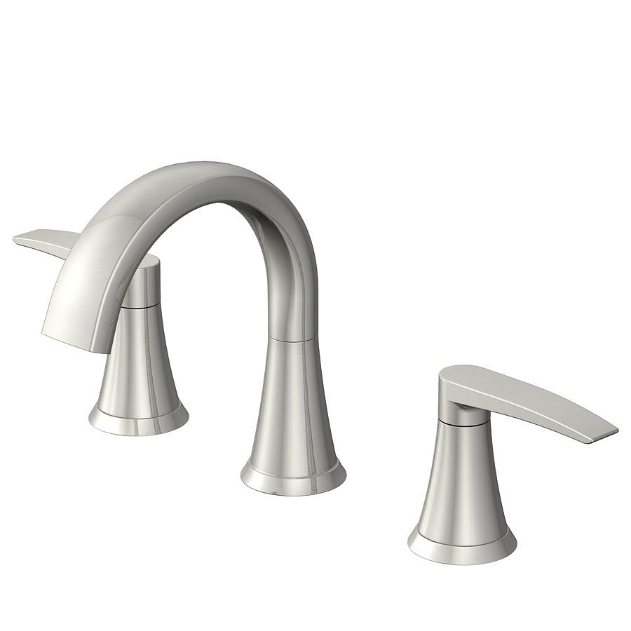 Shop D39;Vontz 1Handle Bathroom Sink Faucet at Lowes.com ...