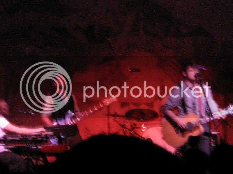 Photo by Rullsenberg: The Decemberists, Wulfrun Hall, Wolves 5 Oct2007
