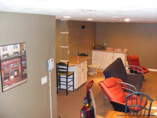Basement Remodeling and Finishing | Freedom Builders & Remodelers