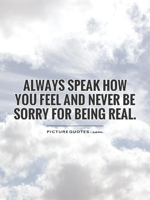 Keeping It Real Quotes Sayings Keeping It Real Picture Quotes