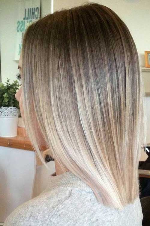 Excellent Bob Haircuts For Ladies With Straight Hair Bob
