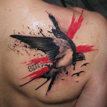 45 Buenas Ideas Para Tatuajes De Aves