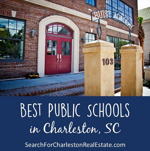 Which Charleston Areas Have the Best Public Schools?