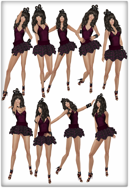 comPOSEure Runway Poses