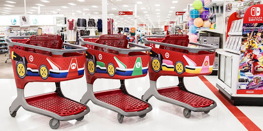 It's Mario Time! You Won't Want to Miss This Larger-than-Life Fun, Only At Target