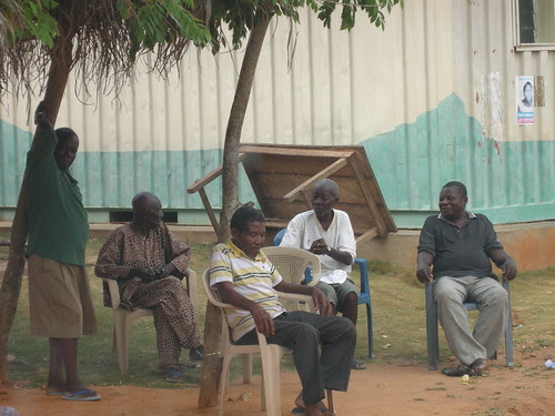 old men sitting in abutia