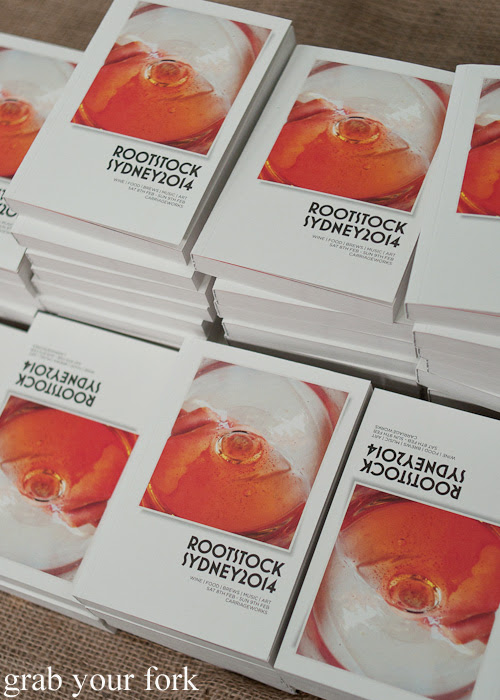 Rootstock Sydney 2014 Wine Festival Guides