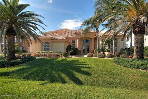 834 Loggerhead Island Drive, Satellite Beach, Florida, For Sale by Kevin Hill