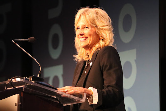 'Even when things are tough, we are tougher': Jill Biden speaks at Hopelink luncheon | Kirkland Reporter