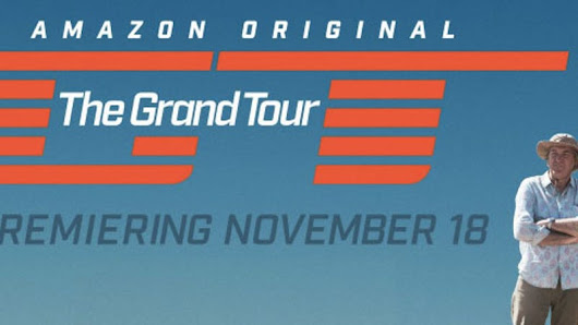 The Grand Tour Looks Like It Will Begin November 18